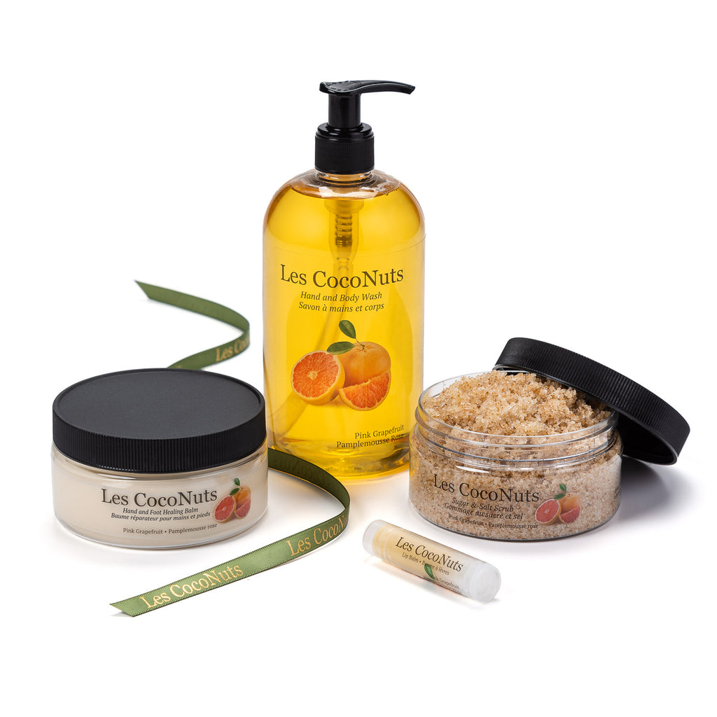 Gift Set - Pink Grapefruit Body Care