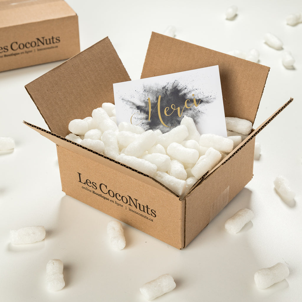 Monthly subscription box les coconuts
