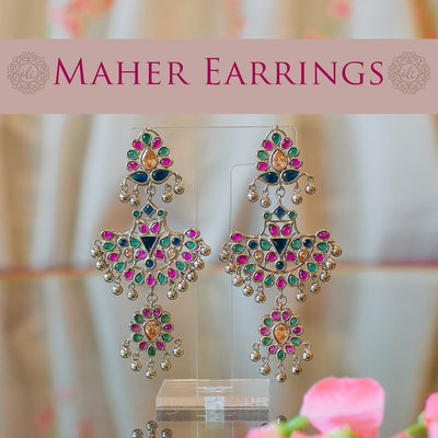 Maher Earrings