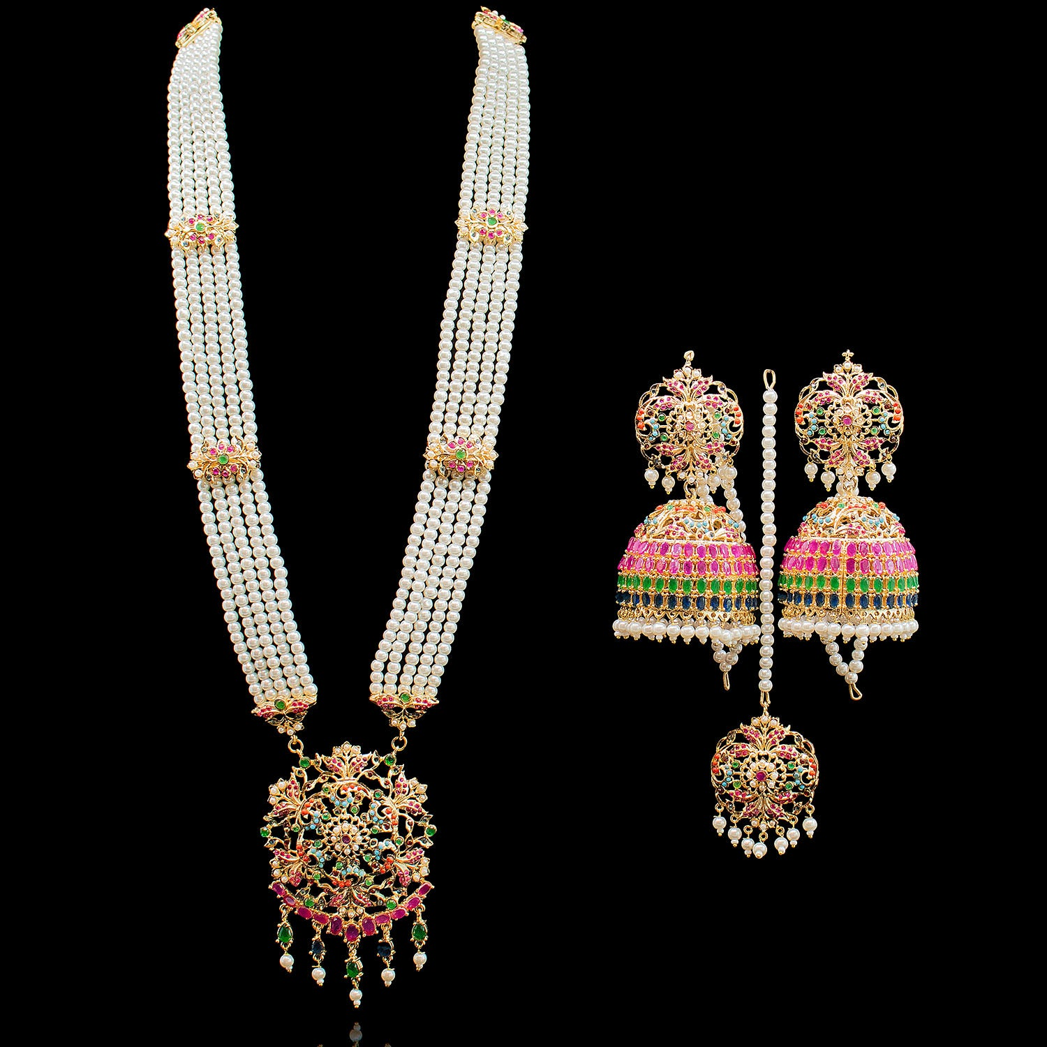 Zehna Set - Available in 2 Options