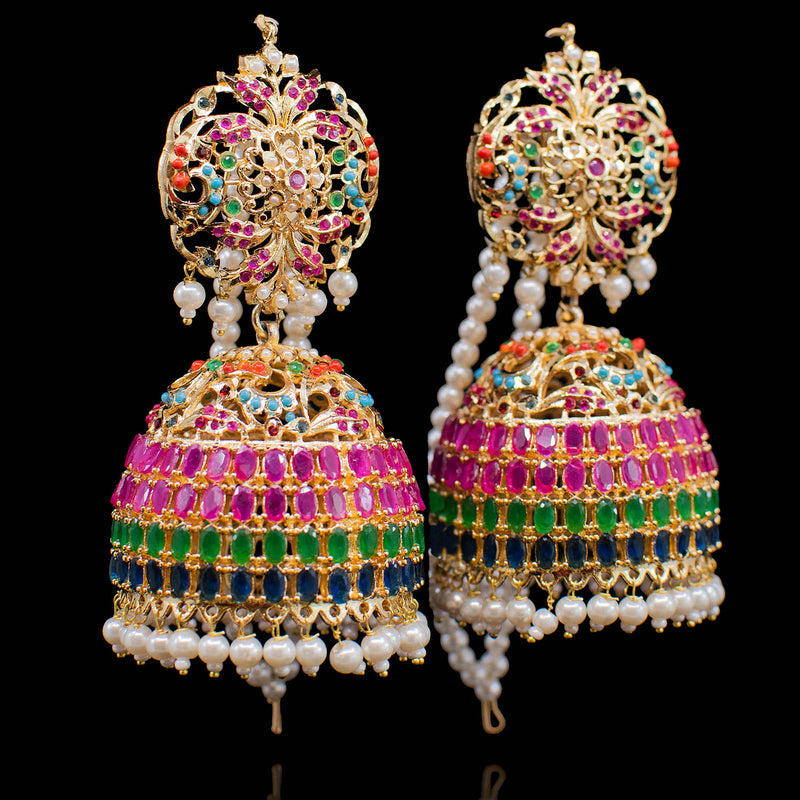 Zehna Earrings