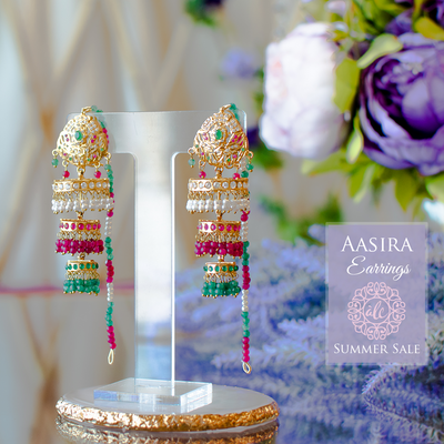 Aasira Earrings