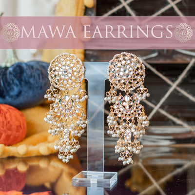 Mawa Earrings