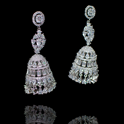 Elisa Earrings - Available in 2 Plating Options