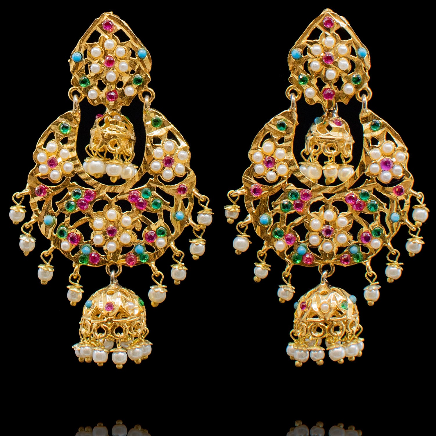 Ambreen Earrings