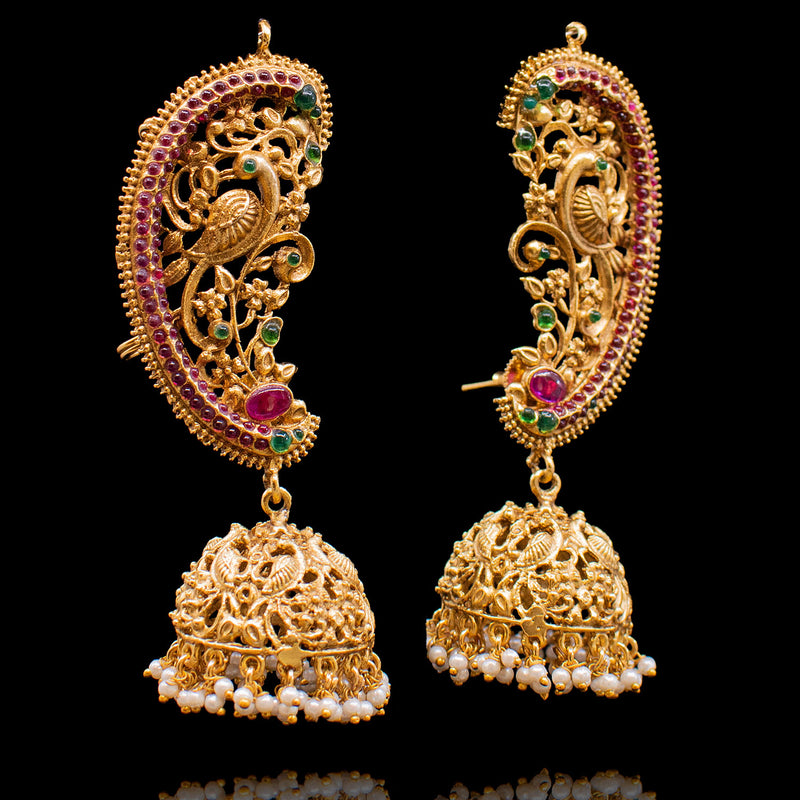 Aksha Earrings