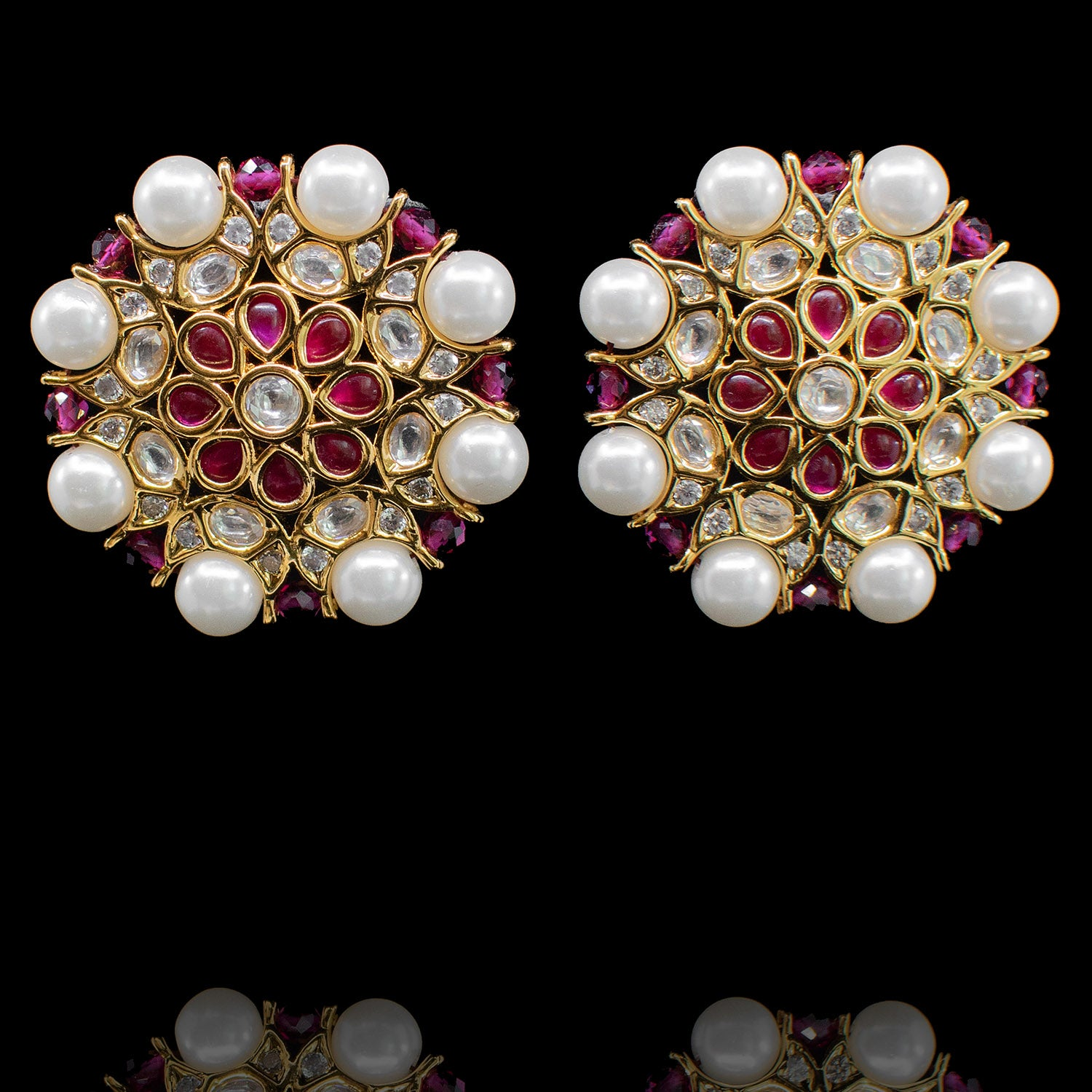 Hina Earrings - Available in 3 Colors