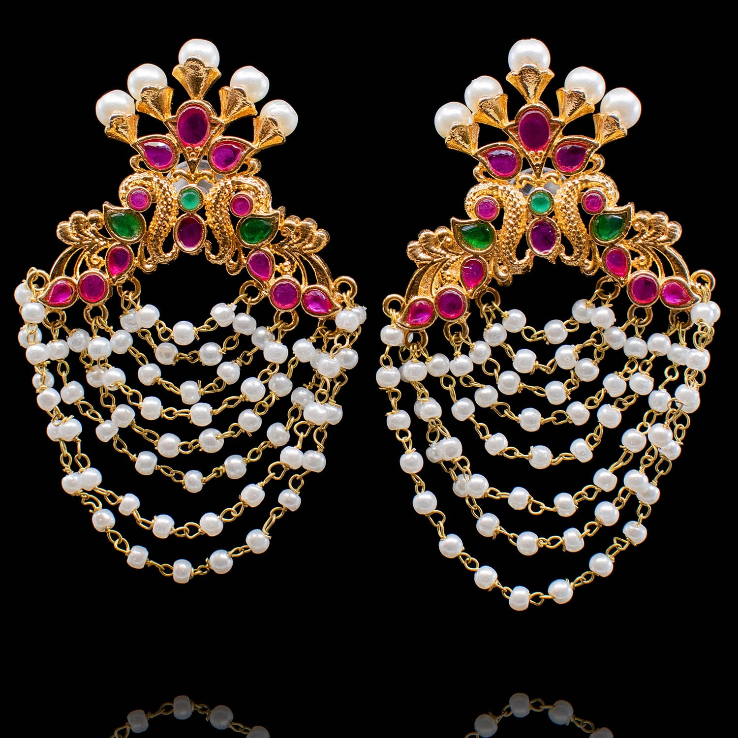Ujjala Earrings