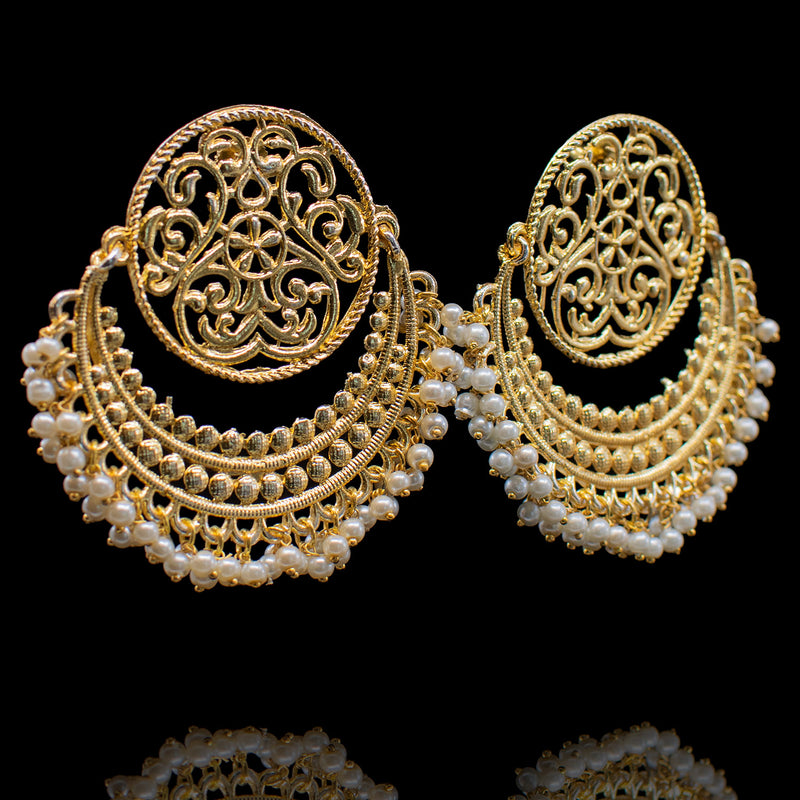 Amelia Earrings - Gold