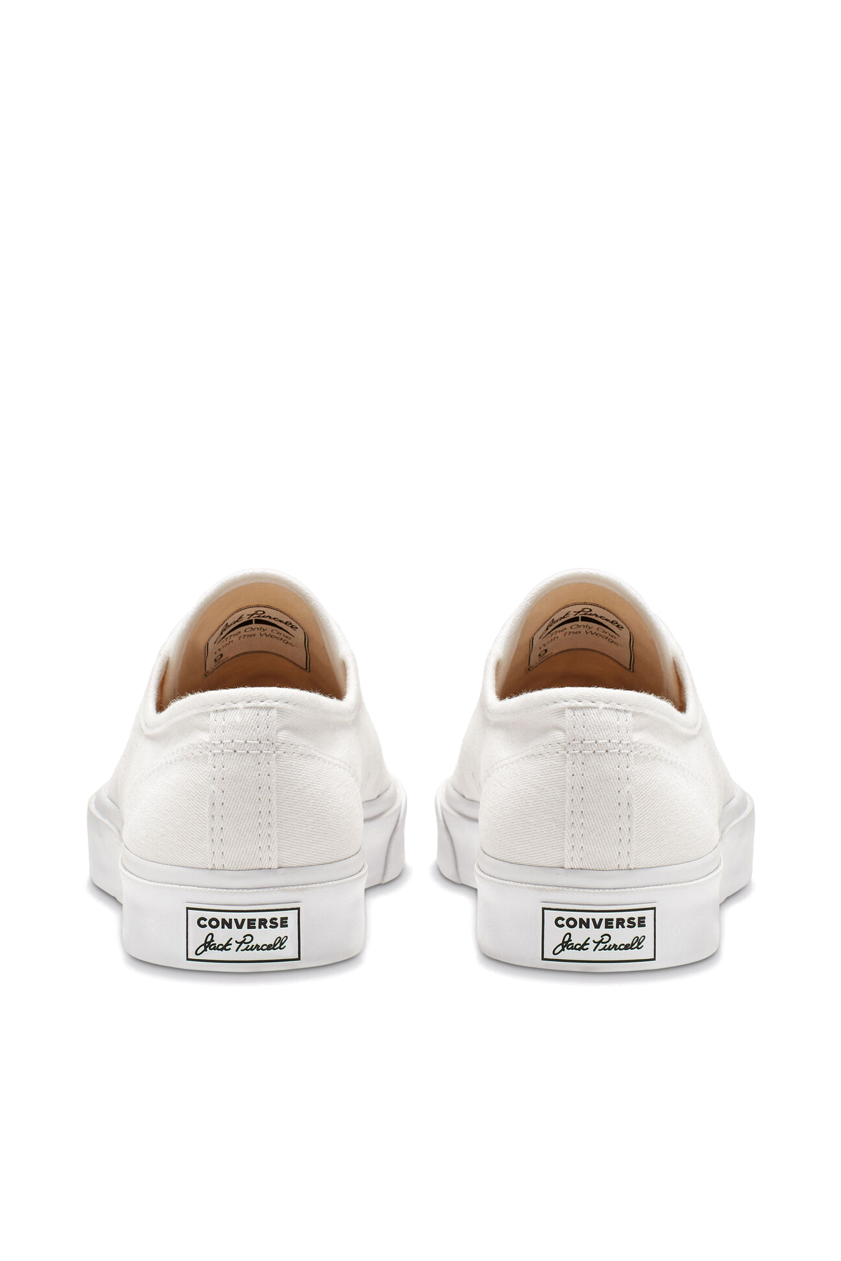 Jack Purcell Canvas - White