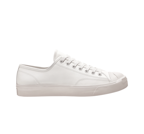 Jack Purcell Leather - White