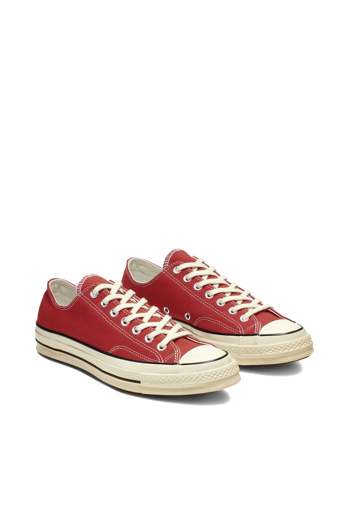 Chuck Taylor All Star 70 Canvas Low - Enamel Red