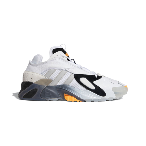 Streetball - White / Black / Orange