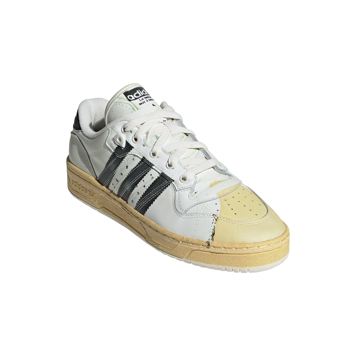 Rivalry Lo Superstar - White / Black