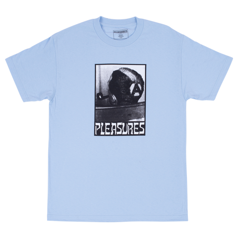 Haircut T-Shirt - Powder Blue