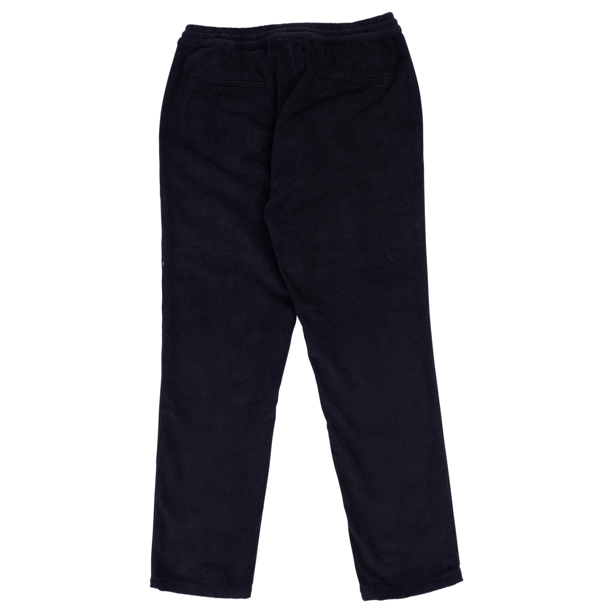 Guided Corduroy Pant - Black