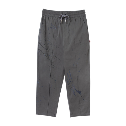 Artisan Fleece Track Pant - Gravel