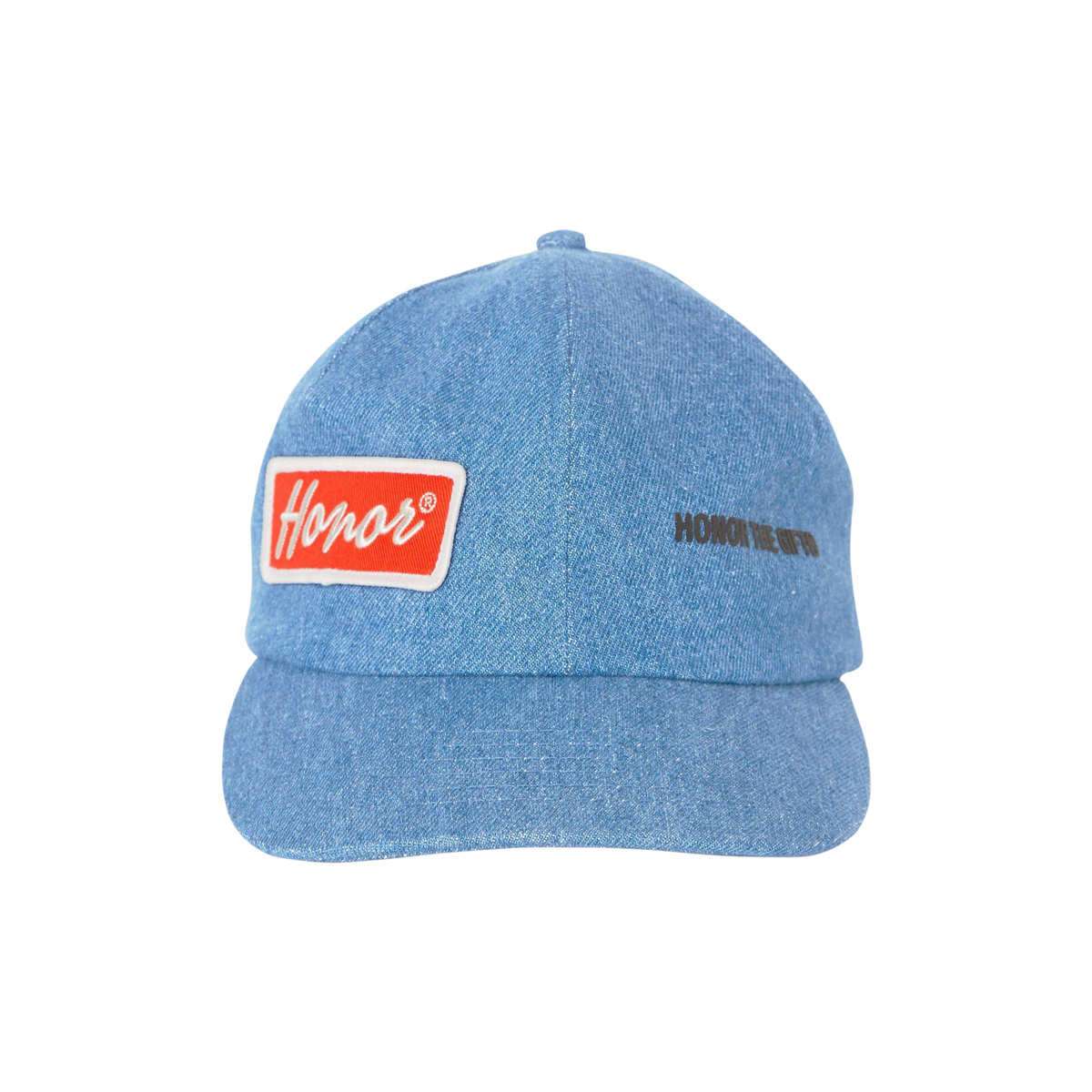 Mechanic Cap - Light Indigo