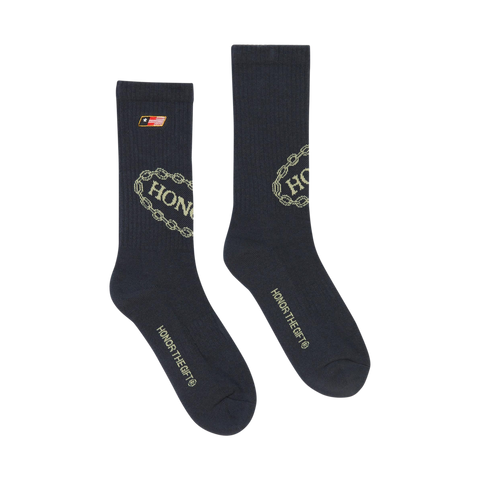 Auto Service Socks - Black