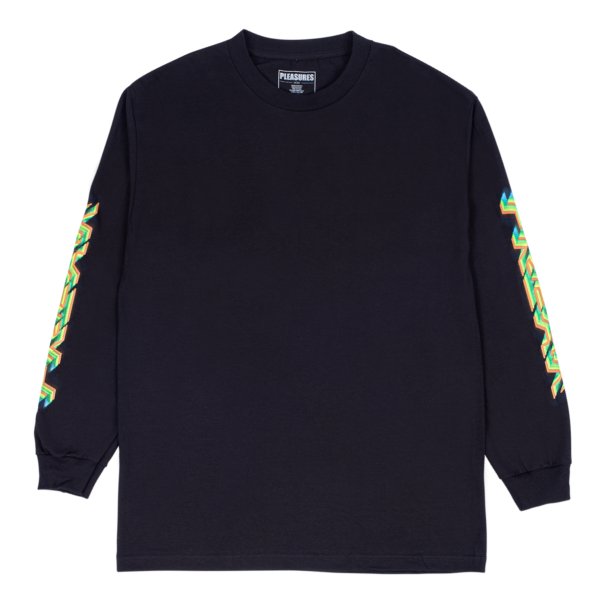 Freak L/S T-Shirt - Black
