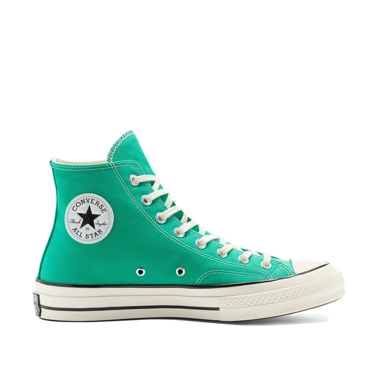 Chuck Taylor All Star 70 Canvas Hi - Court Green