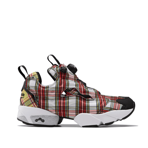 X-GIRL Instapump Fury OG  W - Plaid