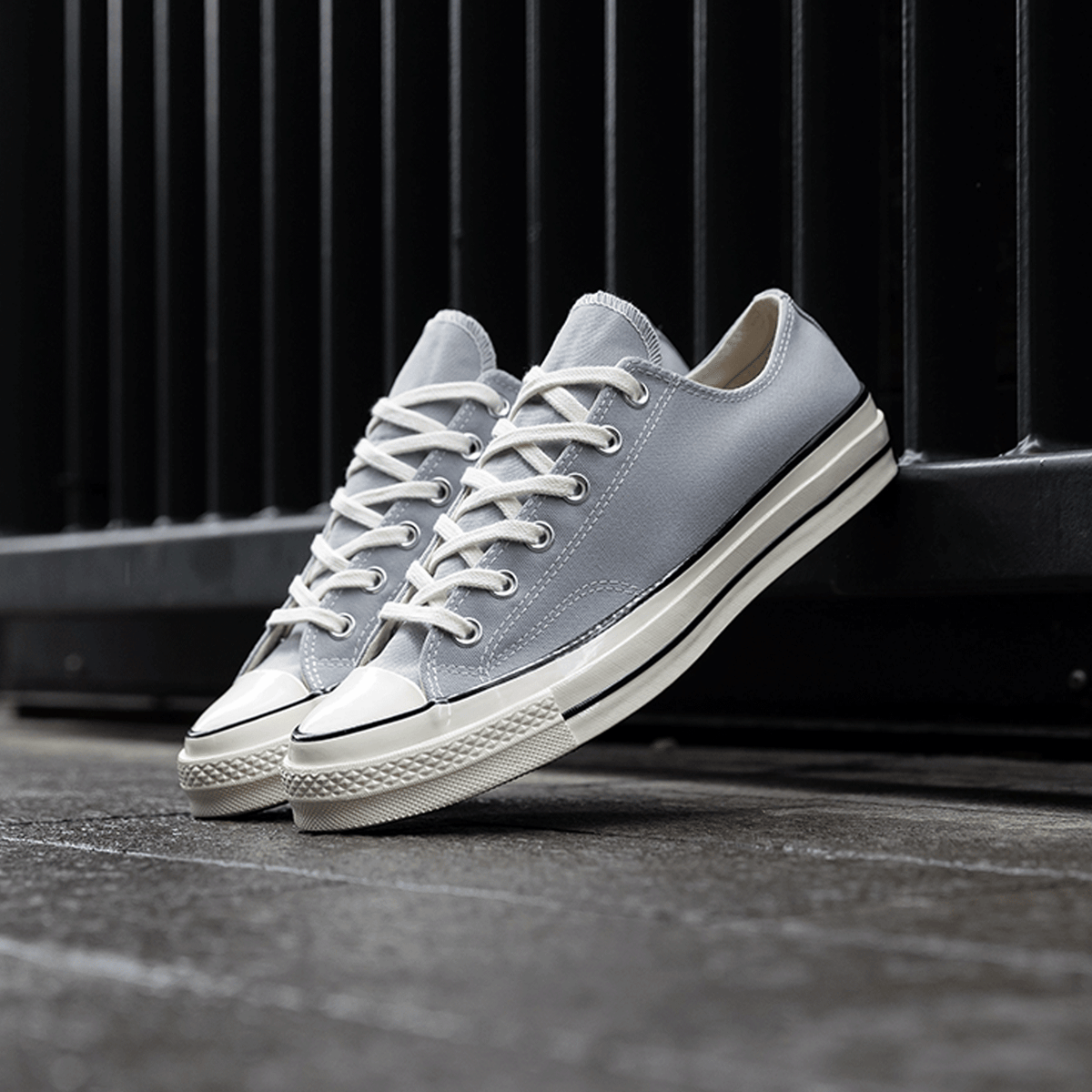Chuck Taylor All Star 70 Canvas Low - Wolf Grey