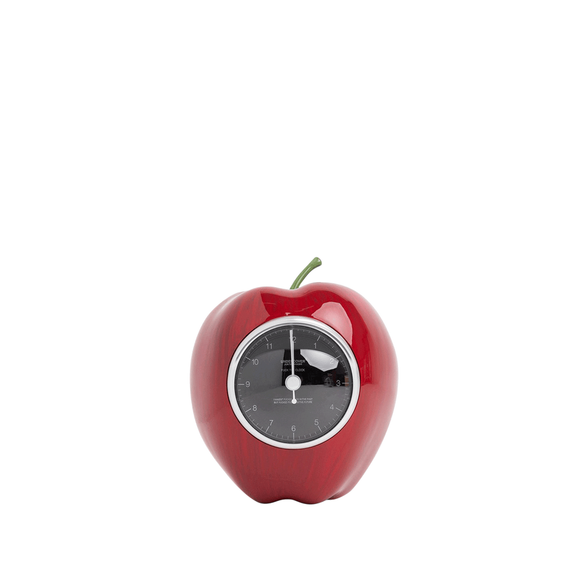Undercover Gilapple Clock - Red