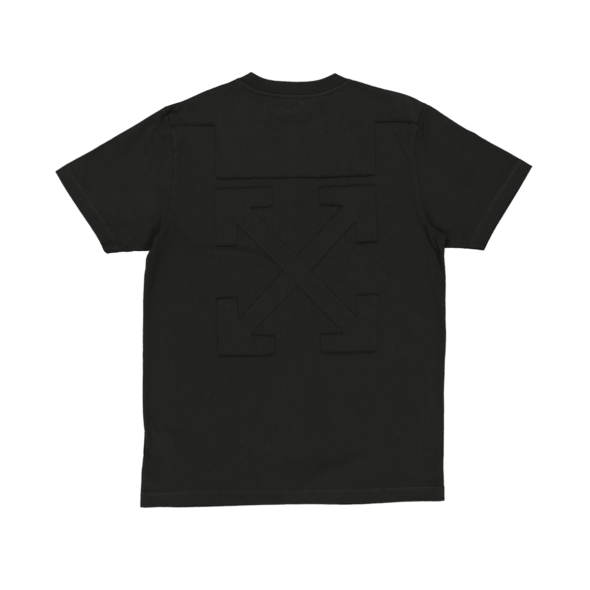 Arrow Logo S/S Slim T-Shirt - Black