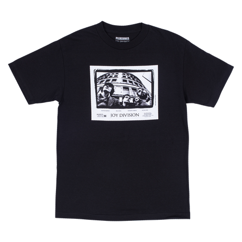 Band T-Shirt - Black