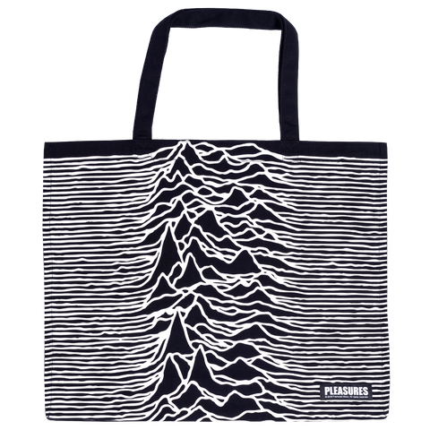 Wilderness HW Tote Bag - Black