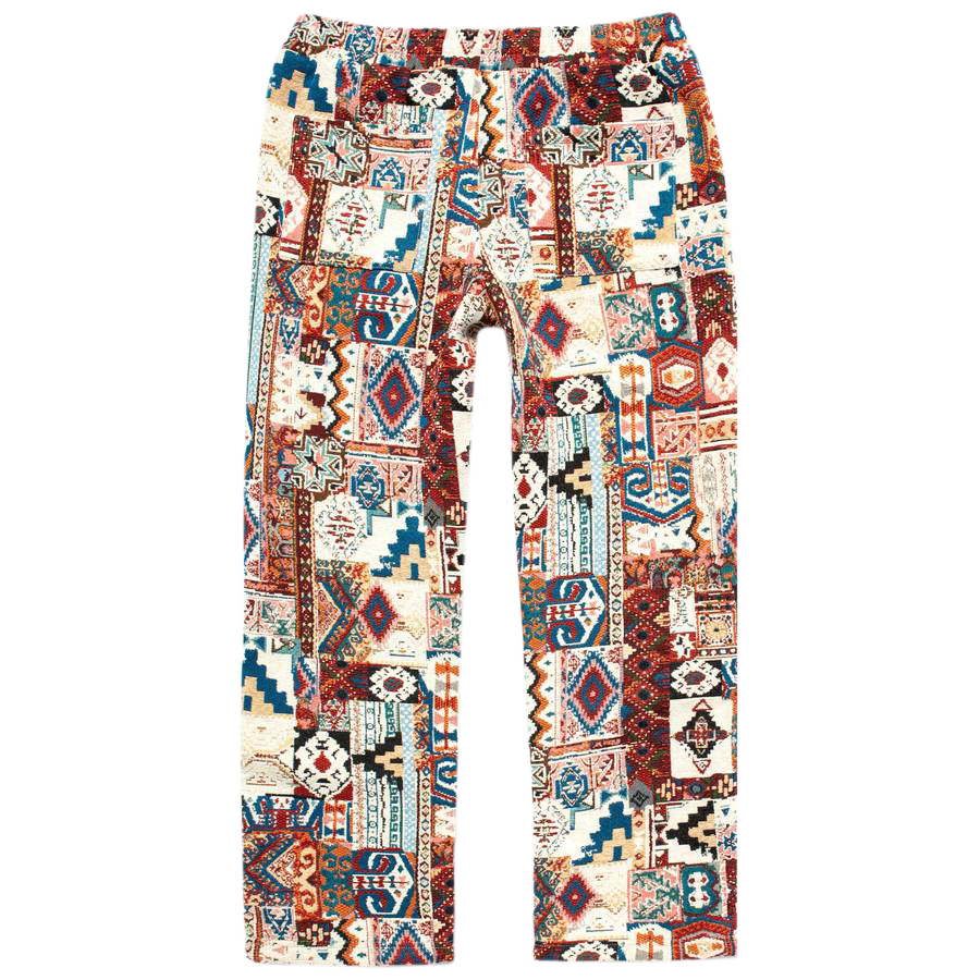 Patchwork Pant - Multi