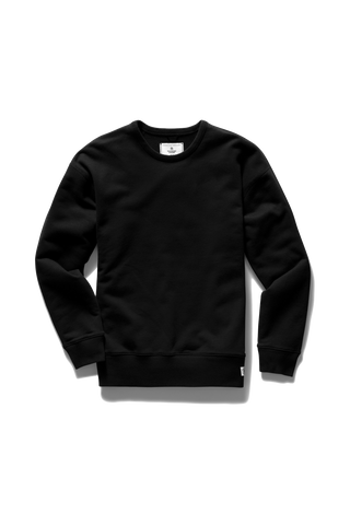 Relaxed Crewneck - Black