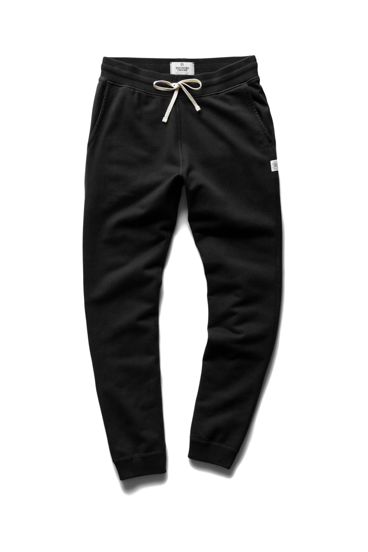Slim Sweatpant - Black