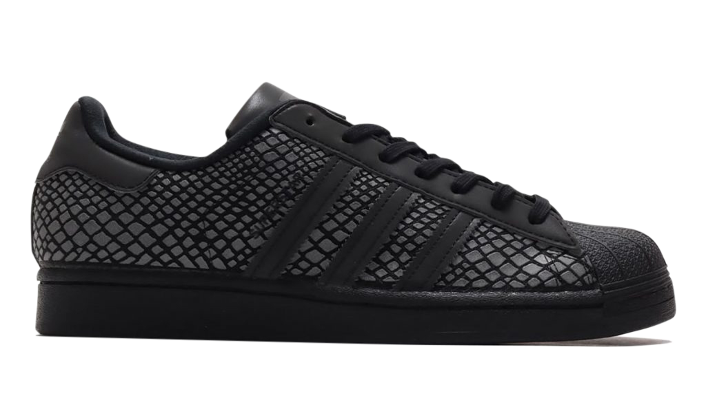 "atmos Superstar ""R-SNK"" - Black"