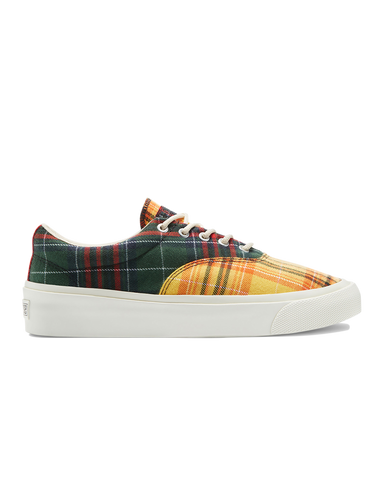 Skid Grip Low - Multi Tartan