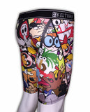 KLTURE Cartoons Men's Boxer Shorts (K920) - Fresh N Fitted