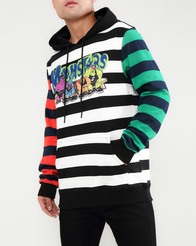 FreezeMax Monstars Stripe Hoody - Fresh N Fitted