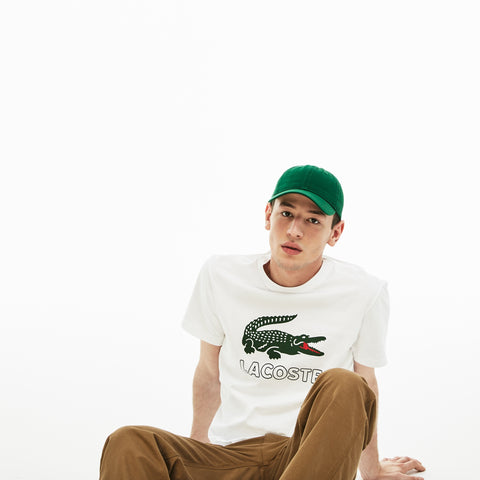 Lacoste Men's Graphic Croc T-shirt - Fresh N Fitted