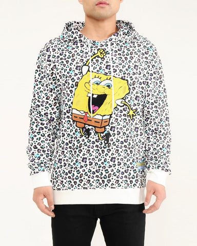 FreezeMax Cheetah Spongebob Hoody - Fresh N Fitted