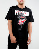 Black Pyramid Dragon Shirt - Fresh N Fitted