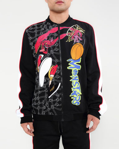FreezeMax Monstar Slam Dunk Track Jacket - Fresh N Fitted