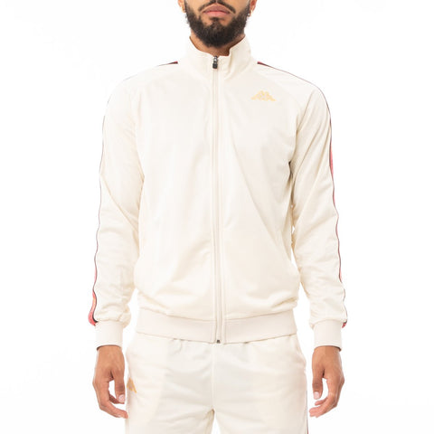 Logo Tape Artem Track Jacket (Lt.Pink/Red/Gold)