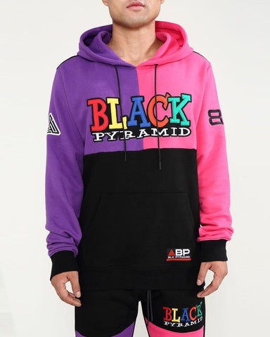 Black Pyramid 90's Kinda Swerve Hoody - Fresh N Fitted