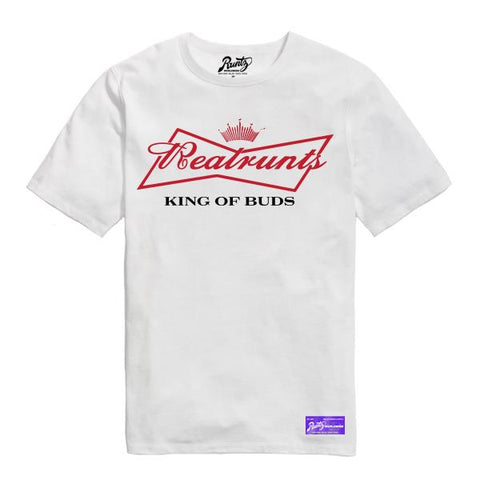 Runtz 'King of Buds' T-Shirt (White)