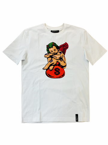 Roku Studio 'Angel' T-Shirt (White)