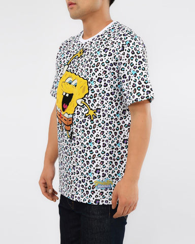 FreezeMax Cheetah Spongebob Shirt - Fresh N Fitted