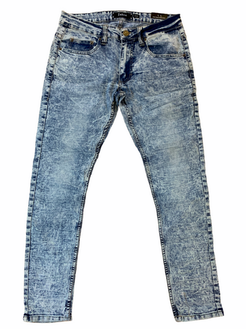 Spark Stretch Denim (Ice Blue)