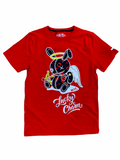 BKYS 'Angel Lucky Charm' T-Shirt (Red)
