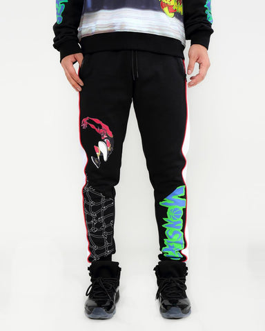 FreezeMax Monstars Slam Dunk Track Pants - Fresh N Fitted
